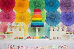 Dessert table idea - Paiges of Style
