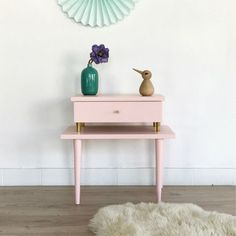 table d'appoint chevet scandinave chouette fabrique