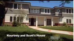 kourtney kardashian white and grey house exterior - Google Search