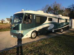 luxury 1996 Fleetwood American Eagle camper