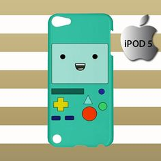 BMO Adventure Time Smile iPod 5 5g 5th Touch Case Cover