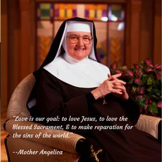 #Thursdaythought #MotherAngelica #EWTN