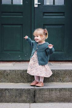 Ravelry: Anker's Jacket pattern by PetiteKnit Easy Knitting, Knitting Stitches, Knitting Patterns, Crochet Patterns, Kids Knitting, Baby Barn, Edge Stitch, Work Tops, Stockinette