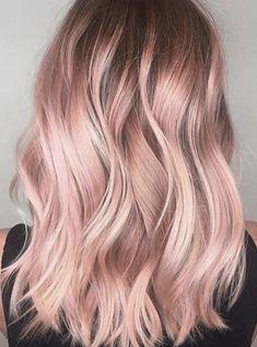 30 Best Rose Gold Hair Ideas | YourTango