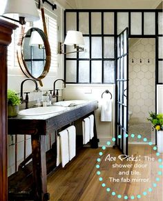 120 Amazing Farmhouse Bathroom Vanity Decor Ideas – Home Design Bad Inspiration, Bathroom Inspiration, Bathroom Ideas, Design Bathroom, Bathroom Vanities, Shower Ideas, Bathroom Renovations, Bathroom Showers, Wood Bathroom