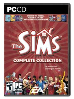 The Sims: Complete Collection – PC  http://www.cheapgamesshop.com/the-sims-complete-collection-pc-2/