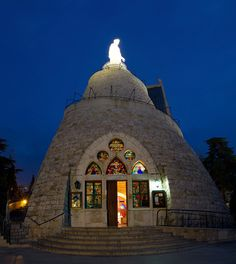 Lebanon, Our Lady of Harissa by NadimC, via Flickr