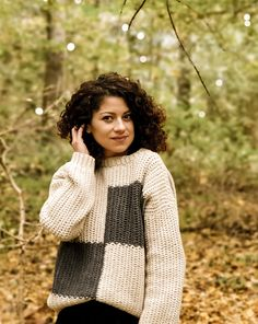 Bishop Pullover. Crochet Pattern – ByKaterina Crochet Skirts, Crochet Top, Stitch Patterns, Crochet Patterns, Crochet Cardigan, Crochet Sweaters, Yarn Colors, Slip Stitch, Free Pattern