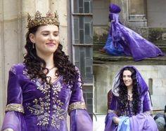 Morgana+04+Purple+Cape+Dress.jpg (595×473)