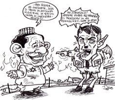 Hitler e Berlusconi