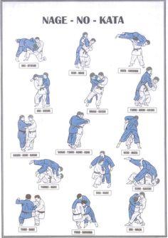 Resultado de imagen para katas de judo