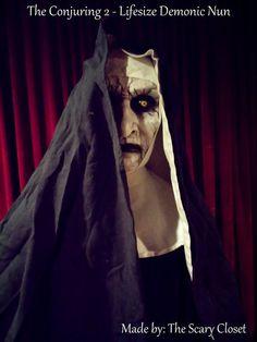 The Conjuring 2 Demonic Nun Valak