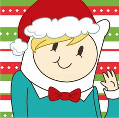 Adventure Time Christmas cartoon gif christmas adventure time christmas pictures christmas ideas christmas time christmas images