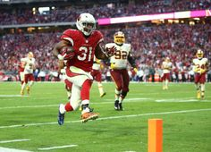 It's been a very disappointing season for most of the Cardinals but not Johnson. He's rushed for 1,2... - Mark J. Rebilas / USA Today Sports Images