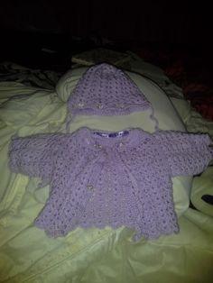 sweater/hat