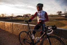 A go-to cycling route in Austin, TX!