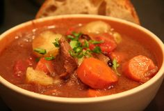 Recipe: Brazilian Beef Stew (BEEF, BRAZIL, HEARTY, STEW)