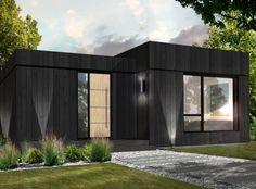 Maison neuve - Série Urbaine, modèle Onyx