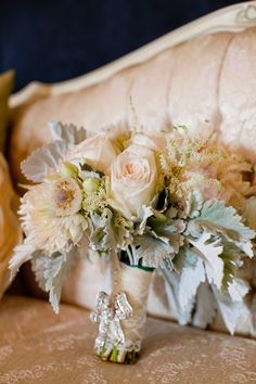 rose and silver sage (photo by Megan Plenge Photography)