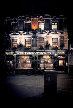 Sherlock Holmes pub, London.  Greg and I spent an afternoon here.  Toured his apartment and museum too.  Right out of a book.