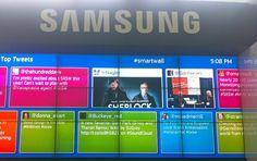 Samsung smart wall