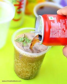 Masala pepsi - Masala coke recipe - A refereshing Indian style cool drink !!