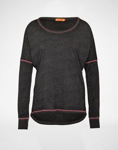 miss goodlife Basic Shirt Damen schwarz