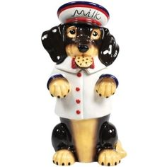 Chihuahua Cookie Jar Mesmerizing Mexican Chihuahua Dog Fiesta Sombrero Cookie Jartoo Cute Inspiration Design