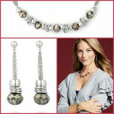 Graziella Necklace, Earrings Bracelet  pippa&Jean Christmas Kollektion