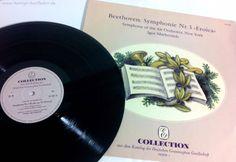 BEETHOVEN SYMPHONIE Nr.3 Es-dur op. 55 EROICA Markevitch Schallplatte Vinyl LP