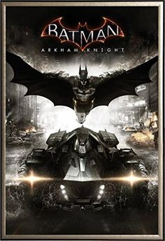 Worth for Batman Arkham Knight - Playstation 4 Video Game. For this estimated valuation the Batman Arkham Knight - Playstation 4 Video Game must be similar or match the information. Batman Arkham Knight Pc, Batman Arkham Series, Batman Arkham City, Batman Arkham Origins, Gotham City, Jeux Xbox One, Xbox One Games, Ps4 Games, Playstation Games