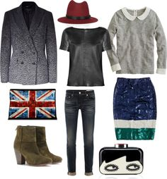 """""""Currently Craving {London Inspired}"""""""