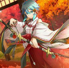 Arte Online, Kunst Online, Online Art, Sinon Ggo, Kirito, Kawaii Anime Girl, Anime Art Girl, Shino Sao, Sword Art Online Wallpaper