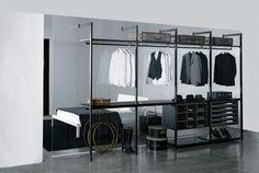 Guarda ropas CABINA ARMADIO design by Piero Lissoni | Porro | Manuel Lucas Muebles, Elche