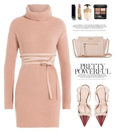 """""""..."""" by yexyka ❤ liked on Polyvore featuring Valentino, Kate Spade, Furla, Gucci, Prada and Chanel"""