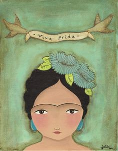 frida - wonderful painting