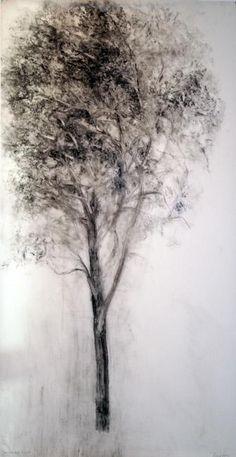 White Memories: ART A CASA: Sylvia Safdie - Sèrie Arbres