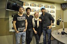 """Kolpa, son albümleri """"Aşk ve Hayat Hakkında"""" ile 28 Ocak Salı günü saat 15:00'te Çağla ile Çok Yaşa'nın konuğu oldu!"""