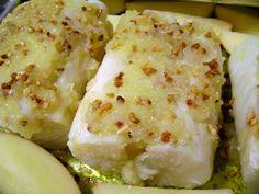 Receita de Lombo de Bacalhau ao Forno | Cozinha Travessa