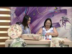 Mulher.com - 30/01/2017 - Relógio em placa de MDF - Rose Rodrigues P1 - YouTube