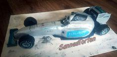Rennwagen Formel1 Torte F1 Cake