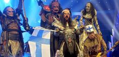 Image result for lordi eurovision Hard Rock Hallelujah, Vanilla Ninja, Examples Of Rocks, Rock Songs, Glam Rock, Just Don, Looking Back, Over The Years, Wonder Woman