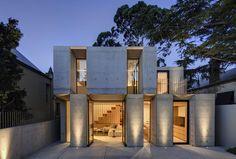Glebe House By Nobbs Radford Architects, Sydney | Delood