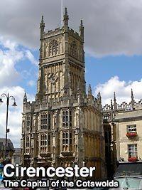 Church in Cirencester