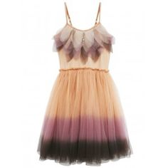 dip dyed #dress #fairy #outfit