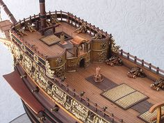 ソブリン オブ ザ シーズ(Sovereign of the Seas) 帆船模型 製作過程