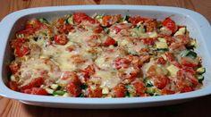 Rolls de lasagna de pollo y verdura