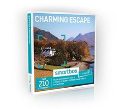 68e9b4e62ffe Buyagift One Night Charming Escape Experience Gift Box - 210 overnight  stays with breakfast for two