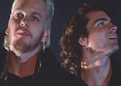 David and Michael, The Lost Boys, 1987
