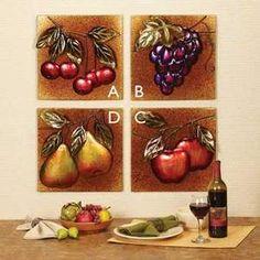 Apple Decor Kitchen Sitters Figurines | Kitchen | Pinterest | Apples,  Kitchens And Kitchen Decor